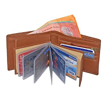 Accezory Tan Mens Wallet (AZV2ALB2)