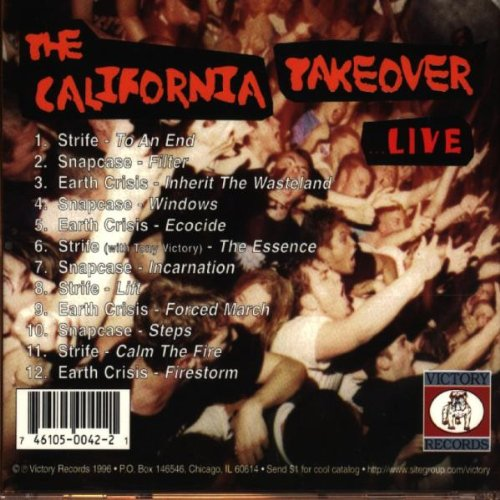California Takeover by Victory
