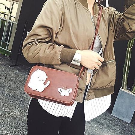 Cute Otter Fashion Diagonal Single Shoulder Workout Bag