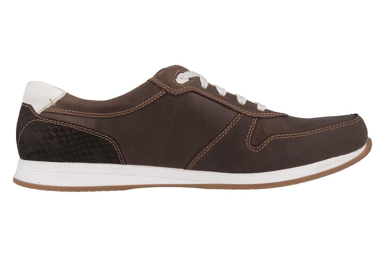 FRETZ men - Stans - Herren Halbschuhe Übergrößen - Braun Schuhe in Übergrößen Halbschuhe - 8ffbec