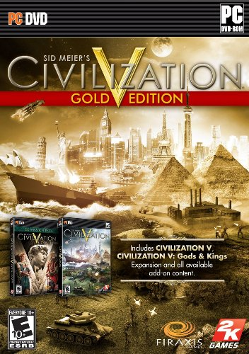 Sid Meier's Civilization V: Gold Edition (Civ V Brave New World Best Civ)