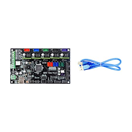 Ballylelly MKS Gen V1.3 2560 Rampas 1.4 Tablero de Control de la ...