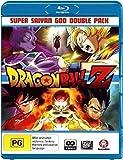 Dragon Ball Z: Super Saiyan God Double Pack (Battle Of Gods / Resurrection 'F') (Blu-ray)