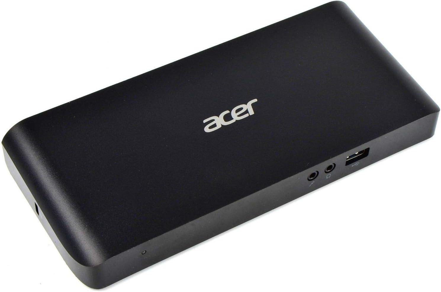 Acer USB Type-C Docking Station (Renewed)