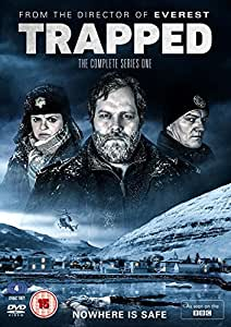 Trapped [UK import, Region 2 PAL format]