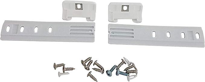 Juego de montaje universal para puerta de refrigerador y congelador para puertas correderas: Amazon.es: Grandes electrodomésticos