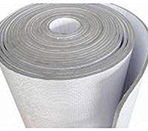 400sf (4x100) White Reflective Foam Insulation Vapor Barrier Warehouse Building