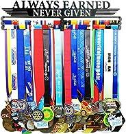 Medal Hanger Holder Display Rack for 40 Medals