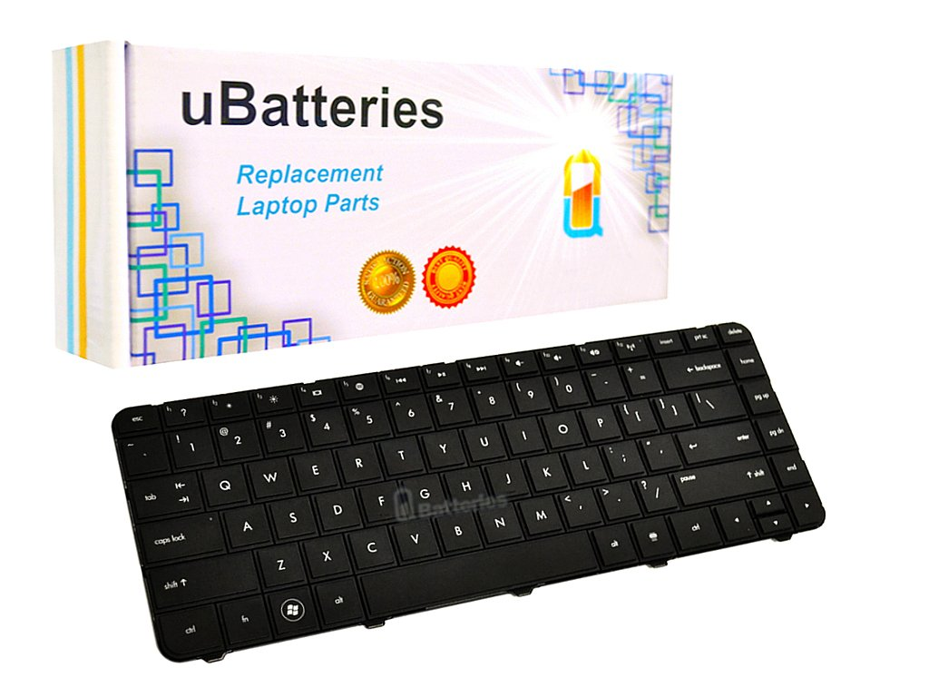 UBatteries Laptop Keyboard HP Pavilion g6-1b33ca (Black)
