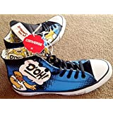 Converse CT Hi The Simpsons Collection Homer Simpson All Star Sneakers