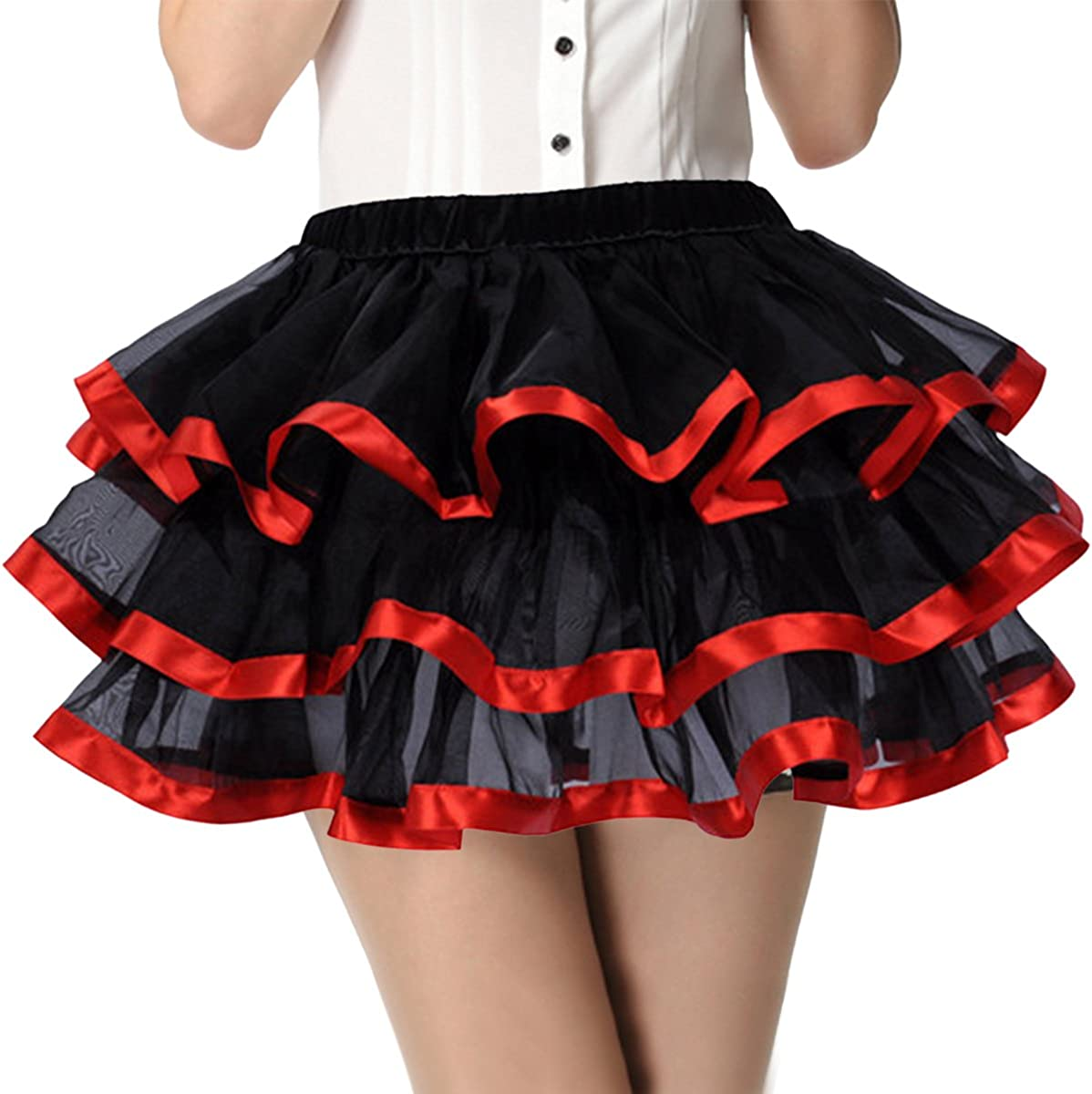 SJINC Women's Tutu Skirt...