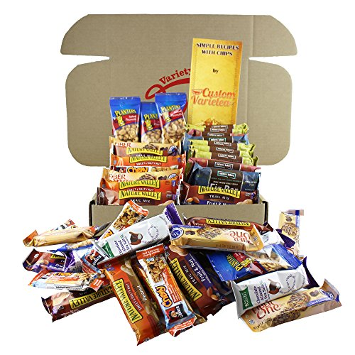 Ultimate-Healthy-Bar-Snacks-Gift-Care-Package-Variety-Pack-50-Count