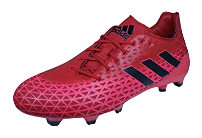 huge discount 9192f 1162a adidas Crazyquick Malice FG, Chaussures de Rugby Homme, Rouge Rojo  (RojimpNegbas