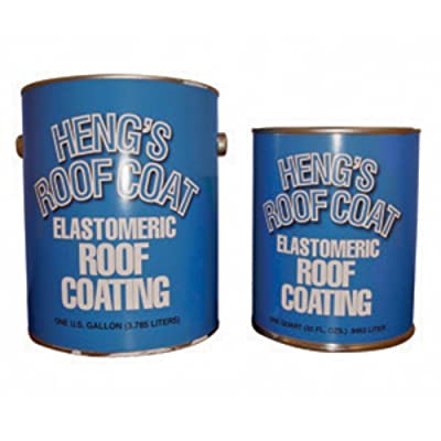 Heng's 16-47032 Roof Coating Elastomeric Qt: Automotive