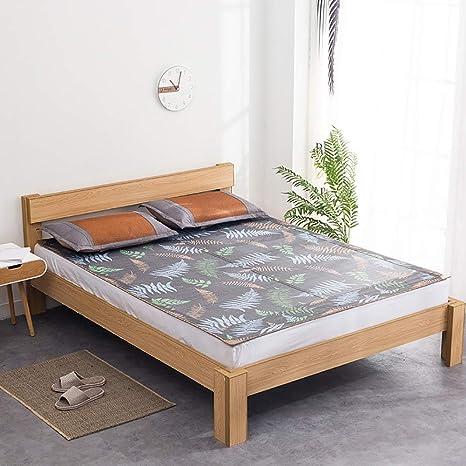 Amazon.com: WLYF - Alfombrilla de bambú para dormir en ...