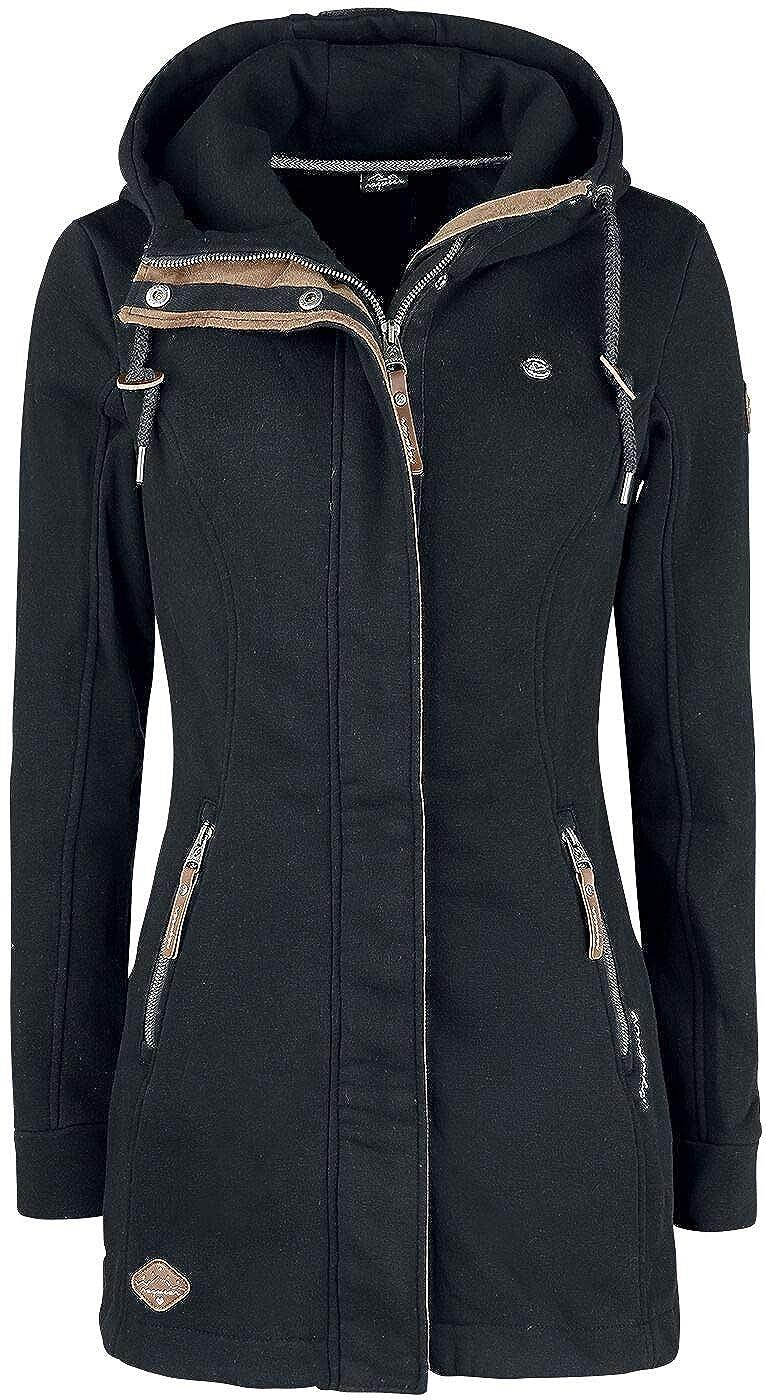 Rabatt Ragwear Jacke Damen MONADIS 1921 60013 Dunkelblau