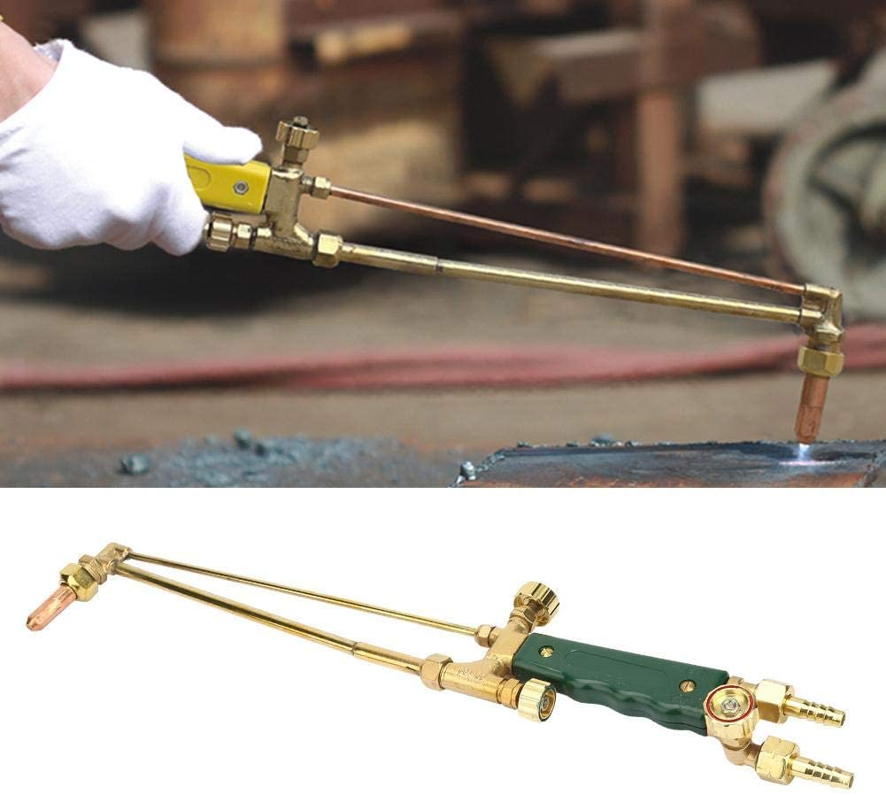 Welding Hand Tool All-Copper Injector Torch Welding Torch for Professional Level Metalworking for Soldering Machinery Type 30