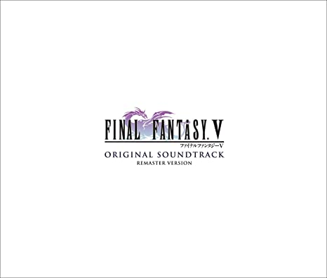Final Fantasy V / OST - Amazon.com Music