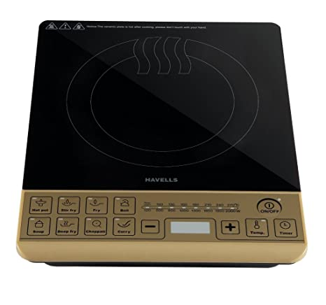 Havells Insta Cook ST-X Induction Cooktop Induction Cooktops at amazon