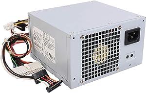YEECHUN L300PM-00 H300NM-00 300W Power Supply for Dell Vostro 200 220 230 260 420 Inspiron 518 519 530 545 Precision T1500 T1600 T1650 Optiplex 3010 7010 9010 MPCF0 0VWX8 5W52M 57KJR N6H3C MiniTower