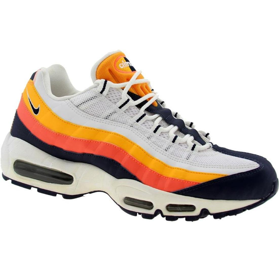 rojo Nike Air MAX 95 gris Deporte rojo para Hombre Hauszapatos de Running 609048 – 165