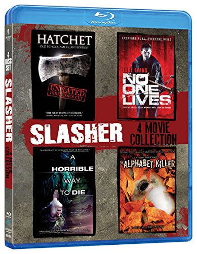 Slasher 4 Bd Set [Blu-ray]