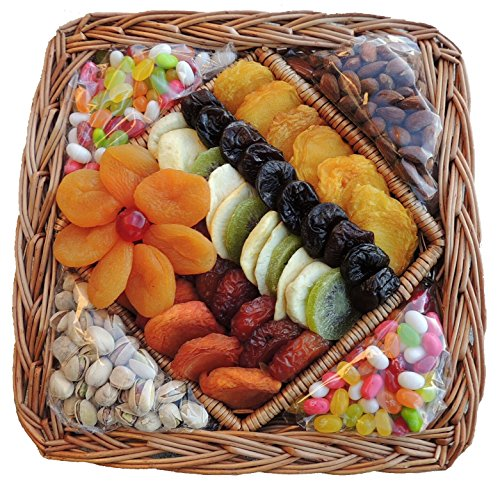 Dried Fruit, Nuts, and Candy Large Net 36 oz