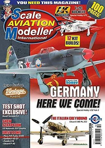 Scale Aviation Modeller International - Modelling Magazine