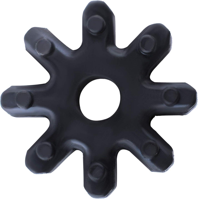 NewYall Pack of 10 Steering Flexible Coupler