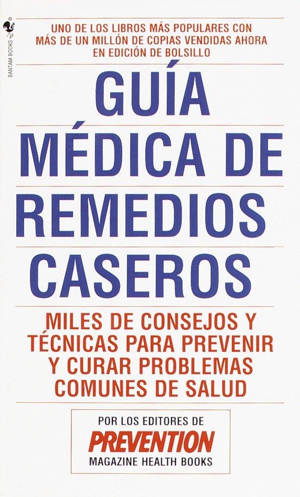Amazon.com: Guía médica de remedios caseros (9780553569865 ...