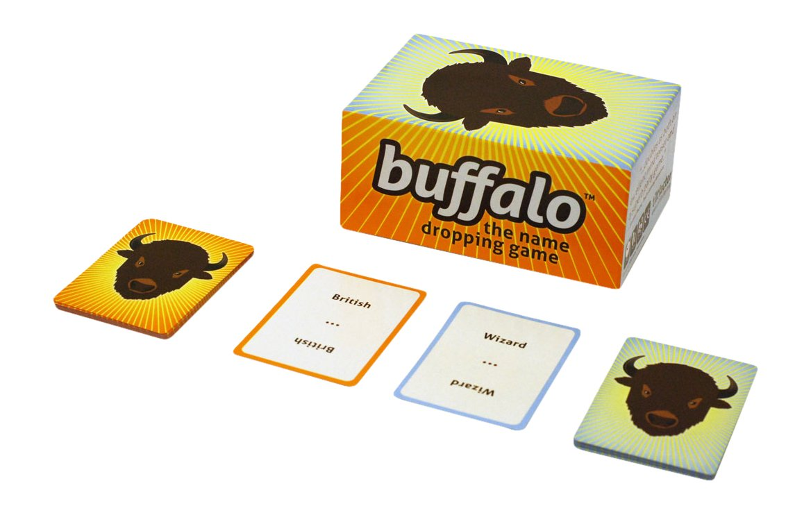 Buffalo The Name Dropping Game