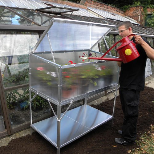 Single Tier Bench for Modular Cold Frame Two Wests and Elliott