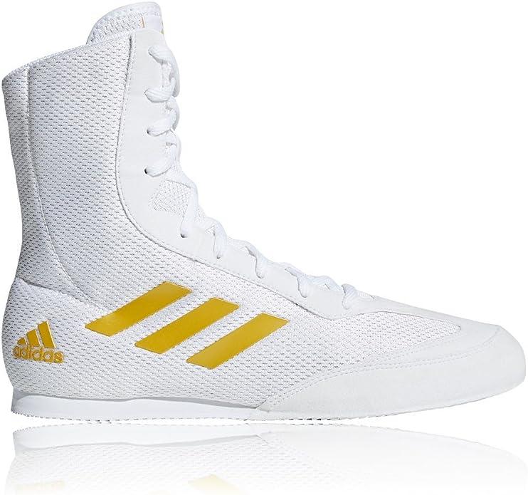 adidas Box Hog Plus Mens Boxing Trainer Shoe Boot US 6 5