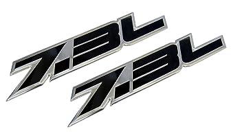 Ford Super Duty Truck 7.3 Power Stroke Intercooled Turbo Diesel Aluminum Emblem