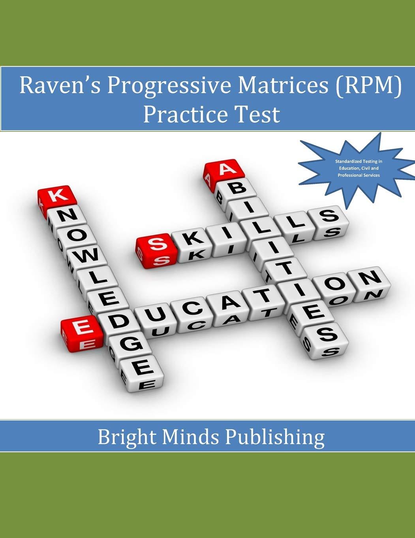 Raven's Progressive Matrices  RPM  Practice Test