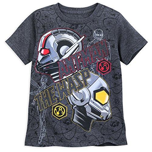Genuine Boys Shirt (Marvel Ant-Man The Wasp T-Shirt Boys Size M (7/8) Multi)
