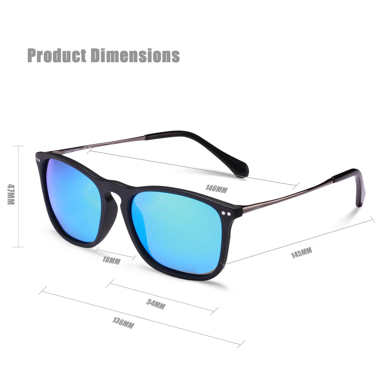 da Sole sole da Occhiali Occhiali Carifa Sport UV400 polarizzati Hvxn1qwg