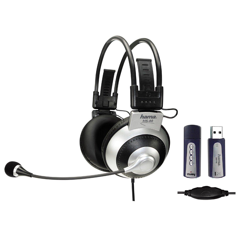 HAMA HS-80 USB HEADSET DRIVERS WINDOWS 7 (2019)