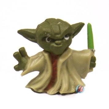 Star Wars Fighter Pods Single Figures - Yoda #2-15: Amazon.co.uk ...