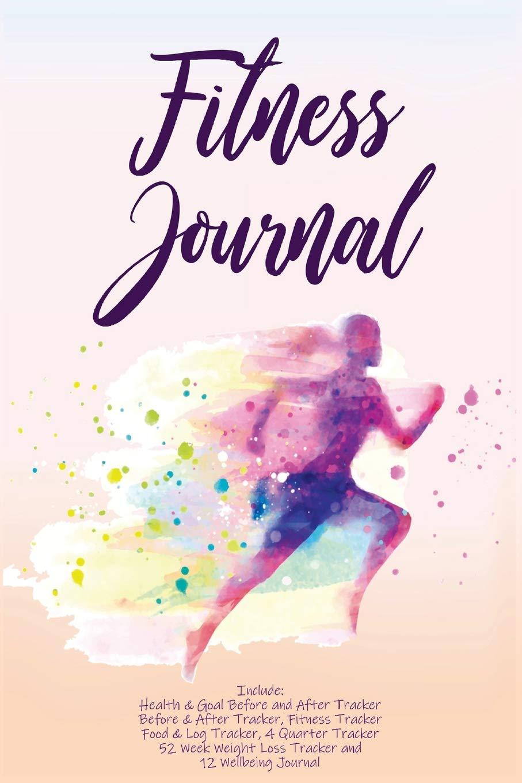 Fitness Journal: Fitness Agenda, Fitness Planner Binder ...