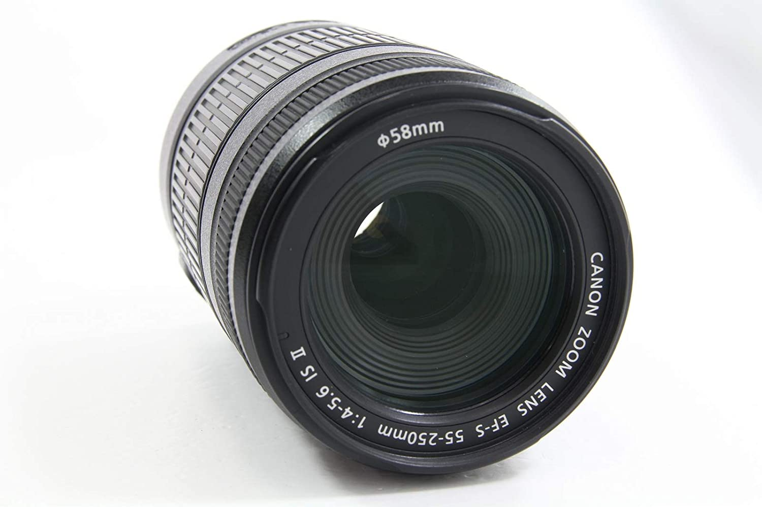 Canon Efs 55 250 Mm F 4 0 5 6 Is Ii Telephoto Zoom Lens Camera Photo