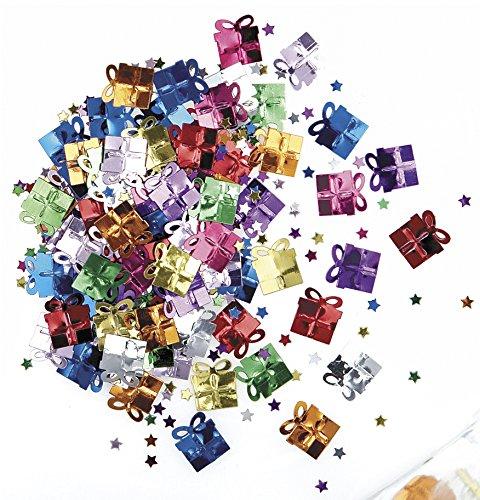 Birthday Confetti, Assorted 3pk -