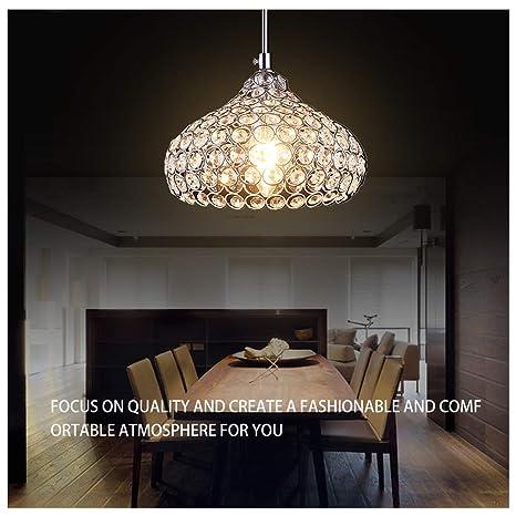 Amazon.com: Lámpara de techo con diseño de copas de vino ...