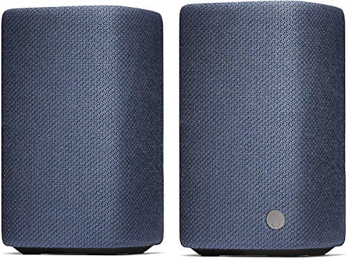 Cambridge Audio Yoyo (M) Portable Stereo Bluetooth Speakers – Blue