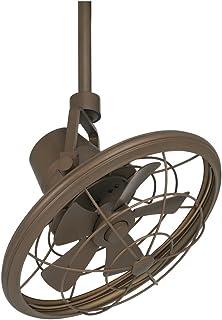 Fanimation old havana 19 inch outdoor ceiling fan rust electric 18 casa vieja oil rubbed bronze damp location ceiling fan aloadofball Image collections