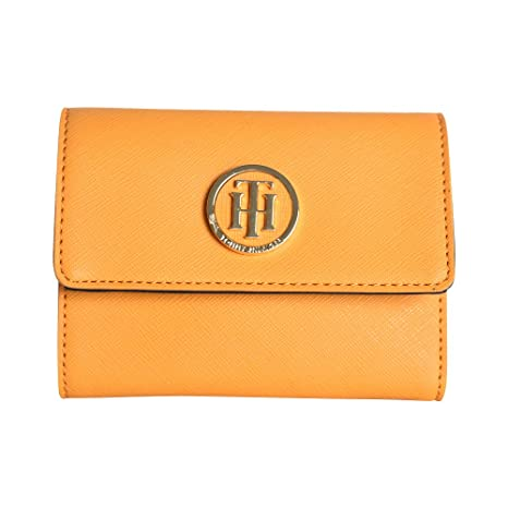 Tommy Hilfiger Portamonete, Gelb (Giallo) 31235: Amazon.it