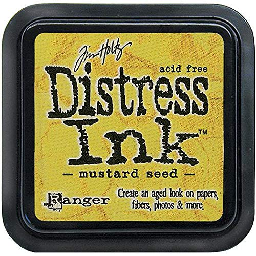 Ranger Tim Holtz Distress Ink Pad-Mustard ()