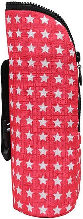 Portable Waterproof Insulated Bottle Bags Baby Kid Feeding Milk Bottle Warmer Storage Holder Carrier Bag Best for Travel