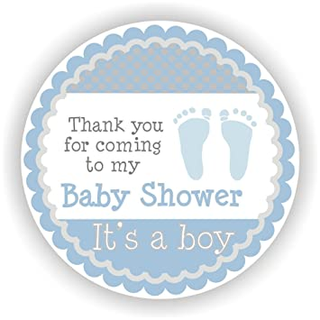 Amazon Philly Art Crafts Baby Boy Shower Stickers Its A