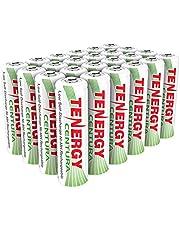 Tenergy Centura AA & AAA Low Self-Discharge LSD NiMH Rechargeable Batteries